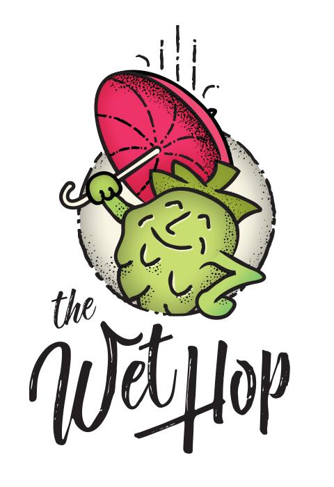 Wet Hop Logo